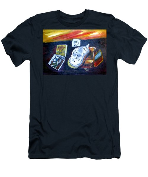 Artists Dream Men's T-Shirt (Slim Fit) by Clyde J Kell