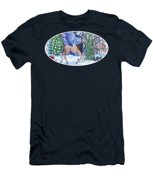A Christmas Fairy Tale Men's T-Shirt (Athletic Fit)