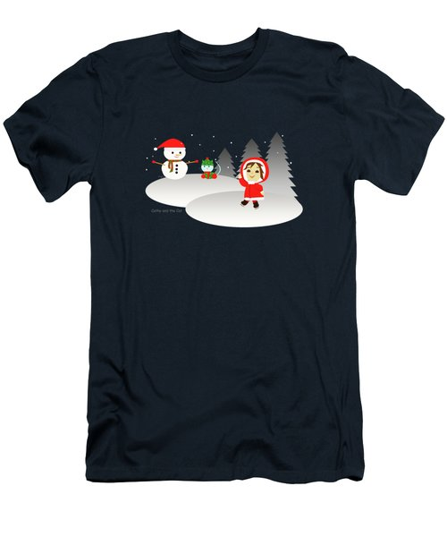 Christmas #6 Men's T-Shirt (Athletic Fit)