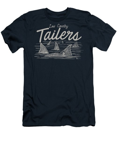 Low Country Tailers Men's T-Shirt (Athletic Fit)