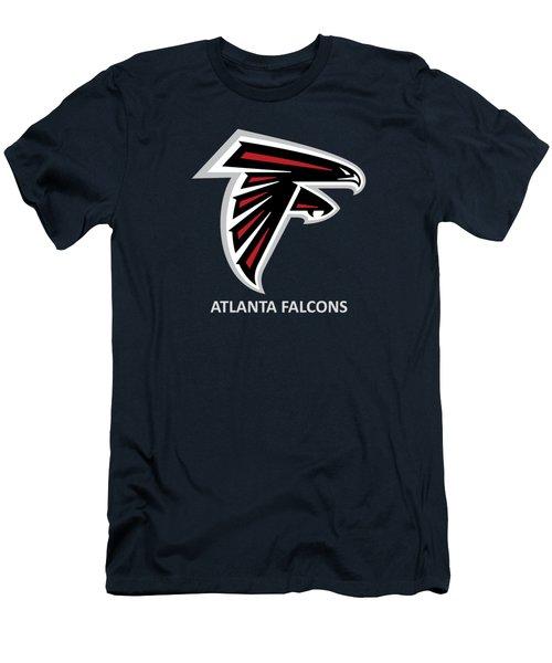Atlanta Falcons Barn Men's T-Shirt (Slim Fit)