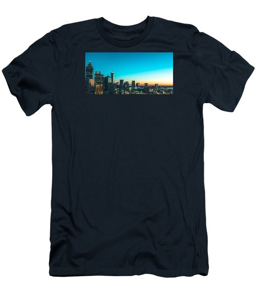 Atlanta Tonight Men's T-Shirt (Athletic Fit)
