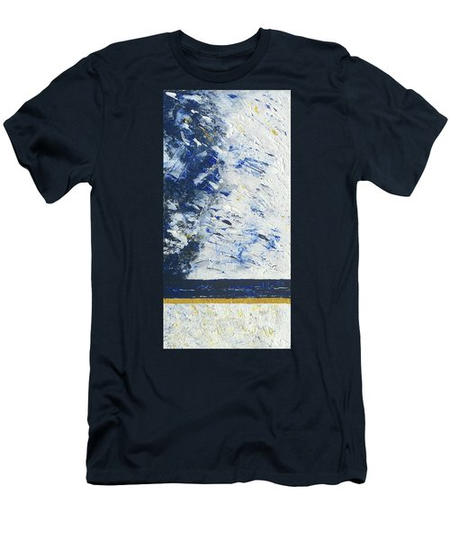 Atmospheric Conditions, Panel 1 Of 3 Men's T-Shirt (Athletic Fit)