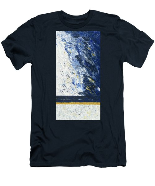 Atmospheric Conditions, Panel 2 Of 3 Men's T-Shirt (Athletic Fit)