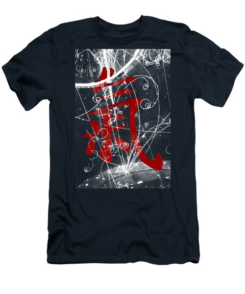 Men's T-Shirt (Slim Fit) featuring the photograph Atomic Ki by Robert G Kernodle