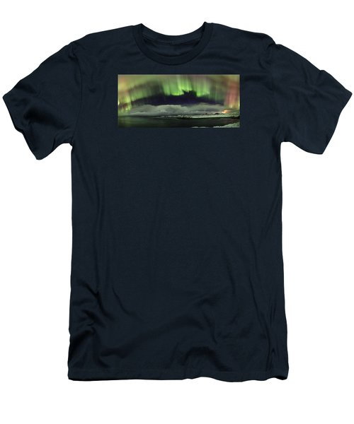 Aurora Polaris Panoramic II Men's T-Shirt (Athletic Fit)