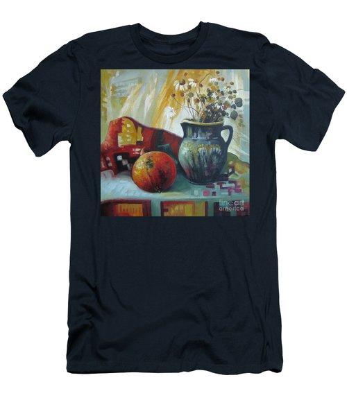 Autumn Story Men's T-Shirt (Athletic Fit)