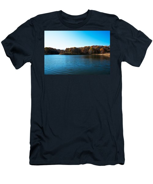 Autumn The In Loess Hills Men's T-Shirt (Athletic Fit)