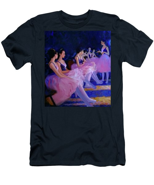 Backstage Men's T-Shirt (Athletic Fit)