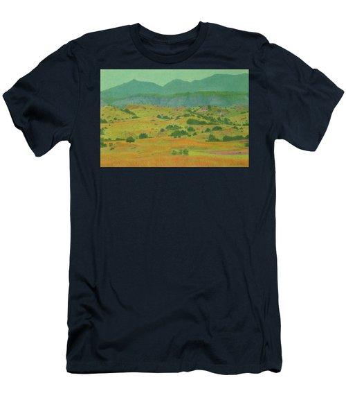 Badlands Grandeur Men's T-Shirt (Athletic Fit)