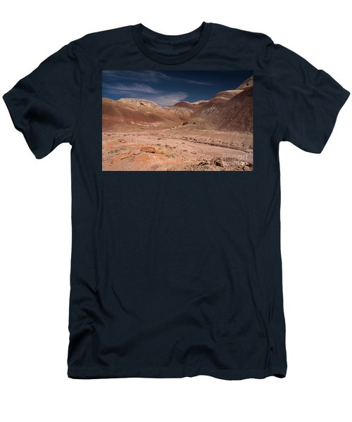 Badlands Near Hanksville Utah Men's T-Shirt (Athletic Fit)