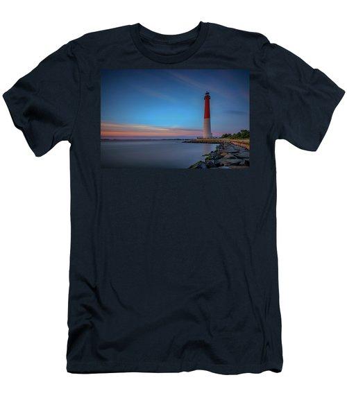 Barnegat Inlet Men's T-Shirt (Athletic Fit)