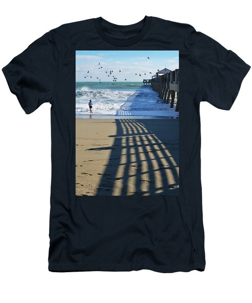 Beach Bliss Men's T-Shirt (Athletic Fit)