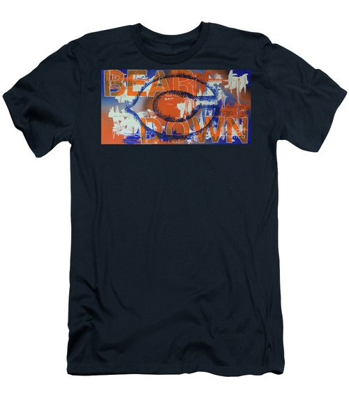 Bear Down Men's T-Shirt (Athletic Fit)