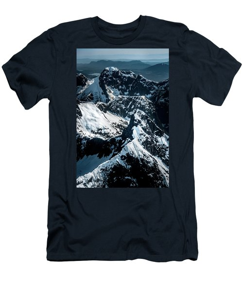 Beartooth Mountain Bc Men's T-Shirt (Athletic Fit)