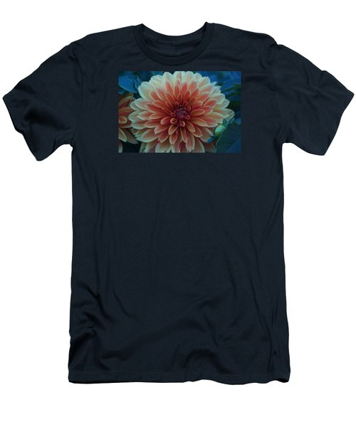 Beautiful Dahlia 3 Men's T-Shirt (Athletic Fit)