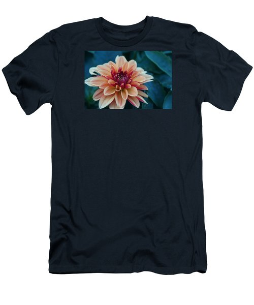 Beautiful Dahlia 4 Men's T-Shirt (Athletic Fit)