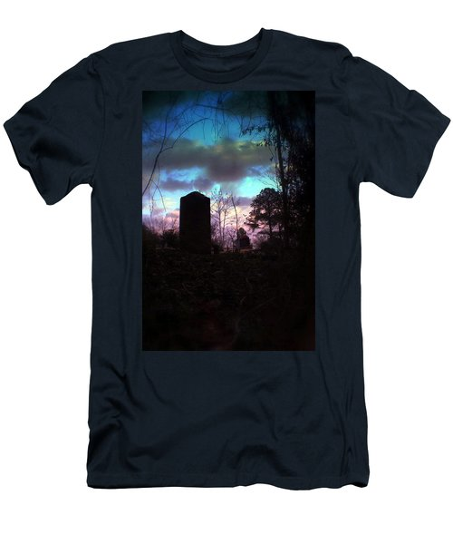 Beautiful Evening In The Graveyard Men's T-Shirt (Athletic Fit)