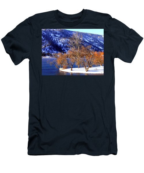 Men's T-Shirt (Slim Fit) featuring the photograph Beautiful Kaloya Park by Will Borden