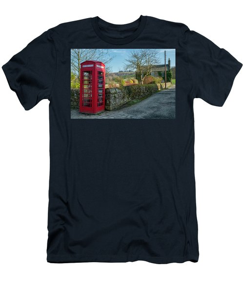 Men's T-Shirt (Athletic Fit) featuring the photograph Beautiful Rural Scotland by Jeremy Lavender Photography