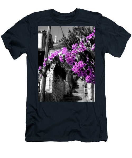 Beauty On The Up Men's T-Shirt (Athletic Fit)