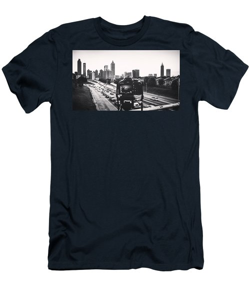 Behind The Lens Men's T-Shirt (Athletic Fit)