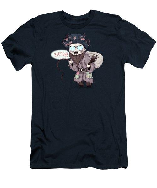 Belsnickel Men's T-Shirt (Athletic Fit)
