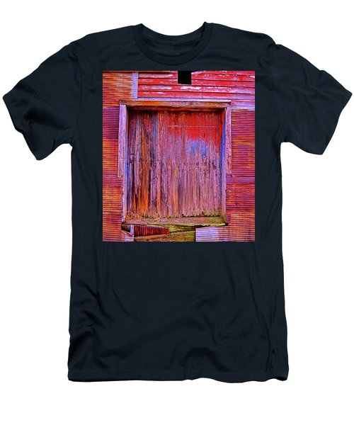 Berryville Shed Men's T-Shirt (Slim Fit) by Glenn Gemmell