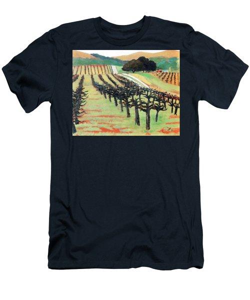 Between Crops Men's T-Shirt (Athletic Fit)