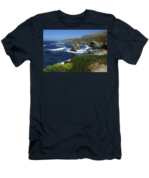 Big Sur 2 Men's T-Shirt (Slim Fit)