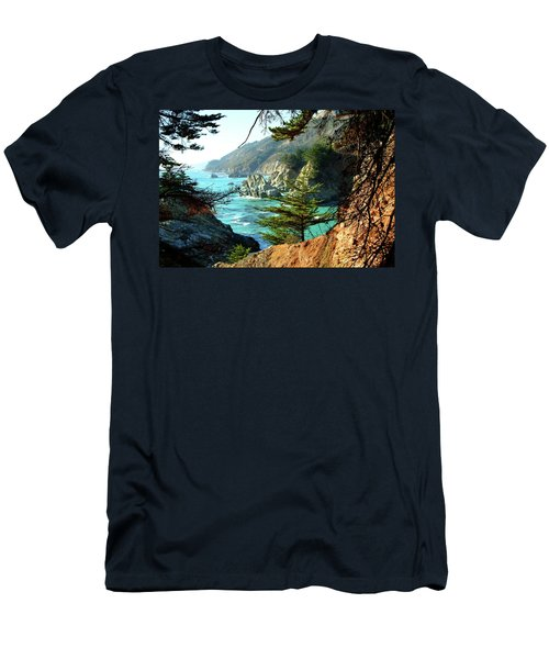 Big Sur Vista Men's T-Shirt (Athletic Fit)