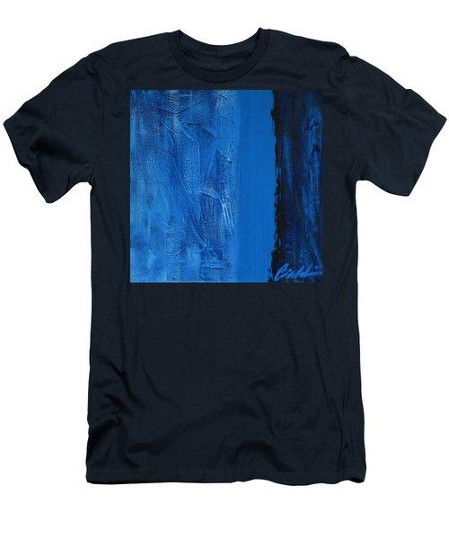 Blue Collar Men's T-Shirt (Athletic Fit)