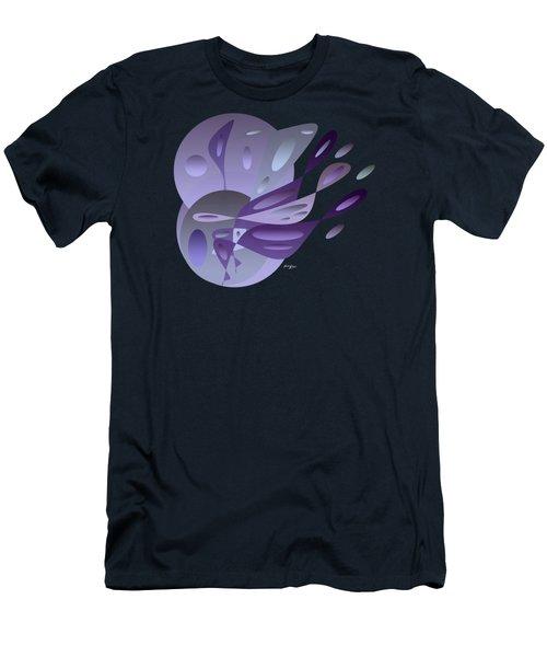Blue Dreams Men's T-Shirt (Athletic Fit)