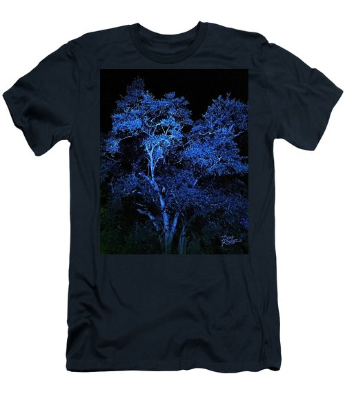 Blue Magic Men's T-Shirt (Athletic Fit)