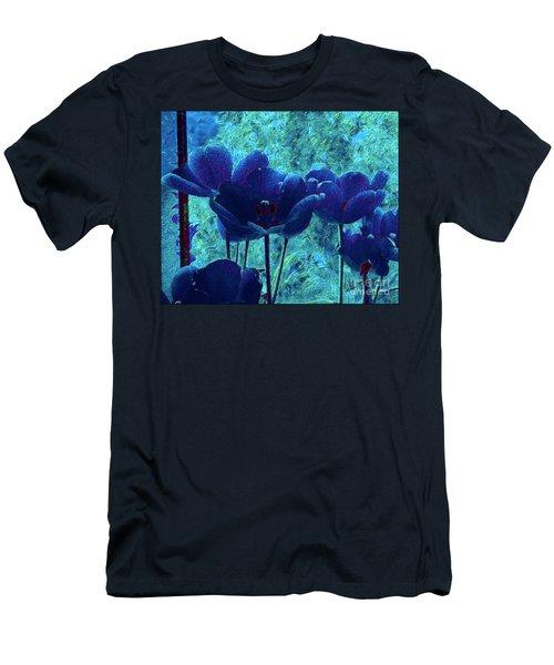 Blue Mood Men's T-Shirt (Athletic Fit)