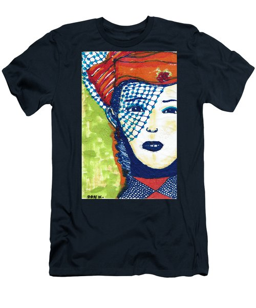 Blue Veil Men's T-Shirt (Athletic Fit)