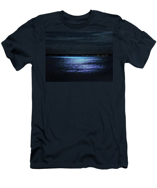 Blue Velvet Men's T-Shirt (Athletic Fit)