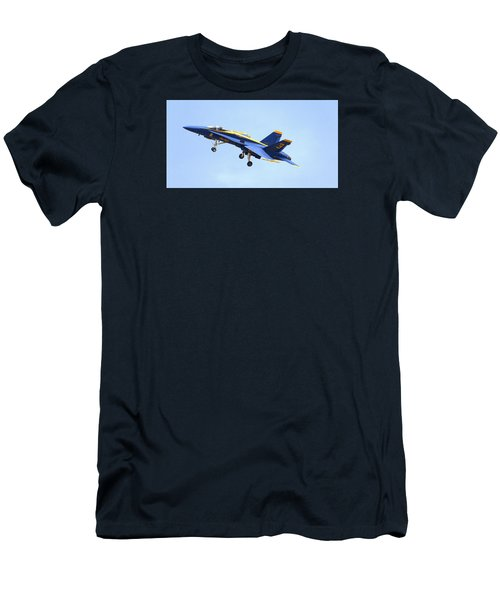 Blues Men's T-Shirt (Slim Fit) by Jerry Cahill