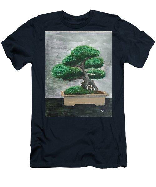 Bonsai #2 Men's T-Shirt (Athletic Fit)