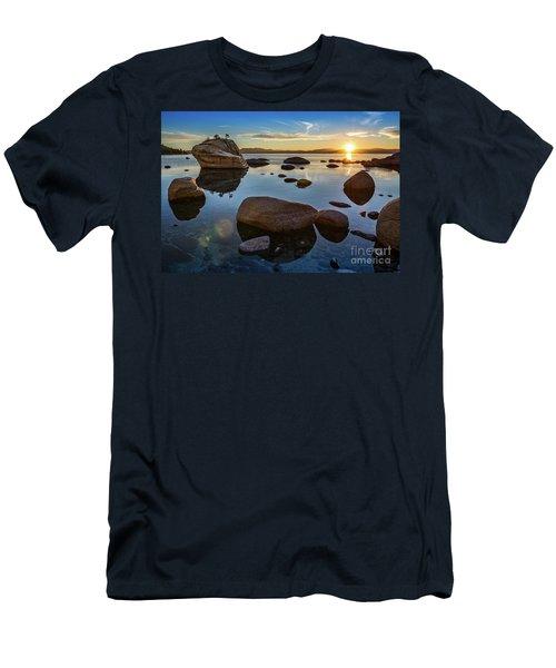 Bonsai Star Men's T-Shirt (Athletic Fit)