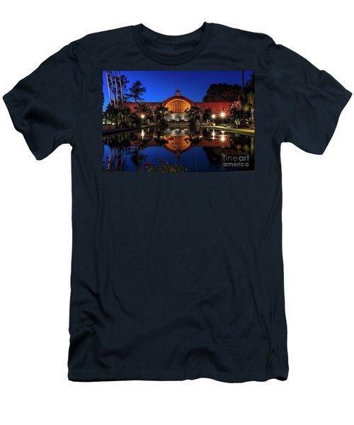 Botanical Gardens At Balboa Men's T-Shirt (Athletic Fit)