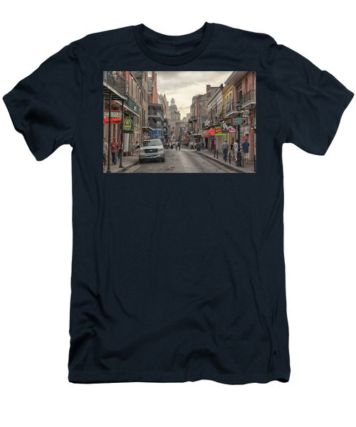 Bourbon Street Men's T-Shirt (Athletic Fit)