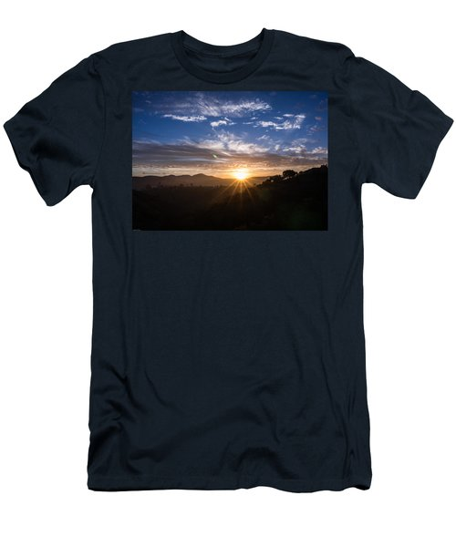 Brand New Day  Men's T-Shirt (Athletic Fit)