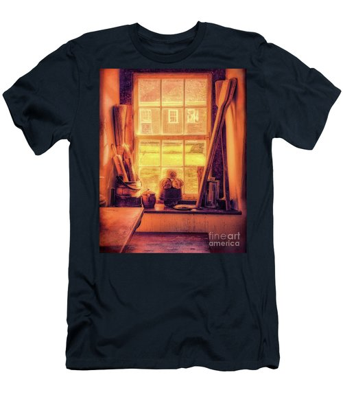 Bread In The Window Men's T-Shirt (Athletic Fit)