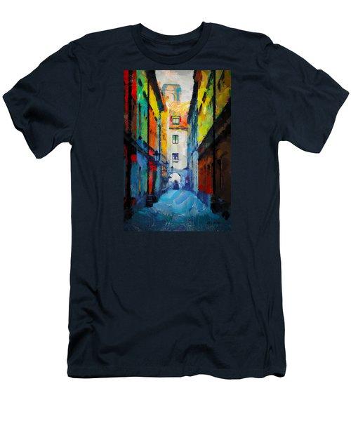 Breslau Men's T-Shirt (Athletic Fit)