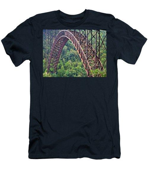 Bridge Of Trees Men's T-Shirt (Athletic Fit)