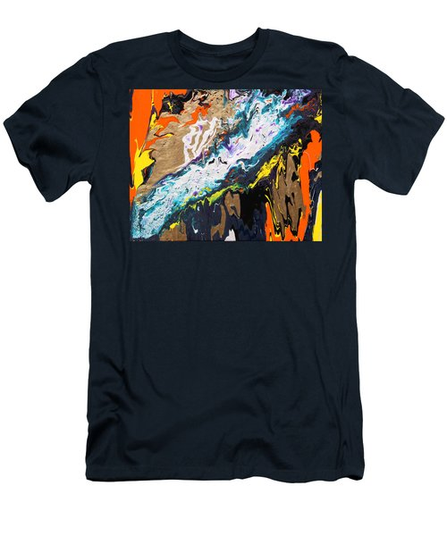 Bridge Men's T-Shirt (Slim Fit) by Ralph White