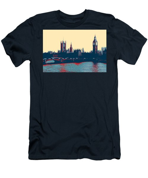 British Parliament Men's T-Shirt (Athletic Fit)