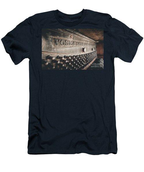 Broken Piano Men's T-Shirt (Athletic Fit)