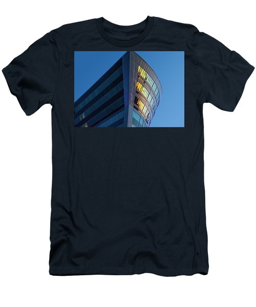 Building Floating In The Sky Men's T-Shirt (Athletic Fit)